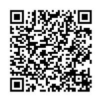 QR link for A Presidential Disillusionment; Selection from the Private Correspondence