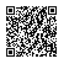 QR link for Democracy Now
