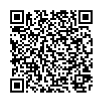 QR link for KPFK folio; Issue: Oct-85