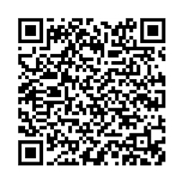 "QR link for ""It's Later Than You Think"""
